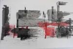 803-01. Pequeños x 15. Tinta. (12/12). 2012. Abstracción.