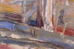 813-04. Carga x 9. Acrílico. (20/20). 2012. Abstracción