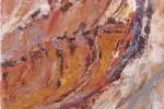813-06. Carga x 9. Acrílico. (20/20). 2012. Abstracción