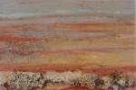 813-09. Carga x 9. Acrílico. (20/20). 2012. Abstracción
