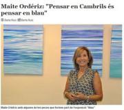 Expo Blau. Ajuntament de Cambrils