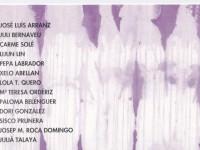 Exposición Colectiva, Mas Abelló. abril 2002