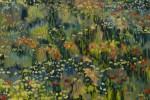 117 - Llanuras. Ruelles. Oleo/madera. (35x75). 2004. Cerdenya