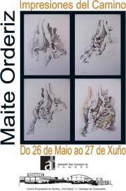 Exposición Santiago de Compostela. Mayo-Junio 2014
